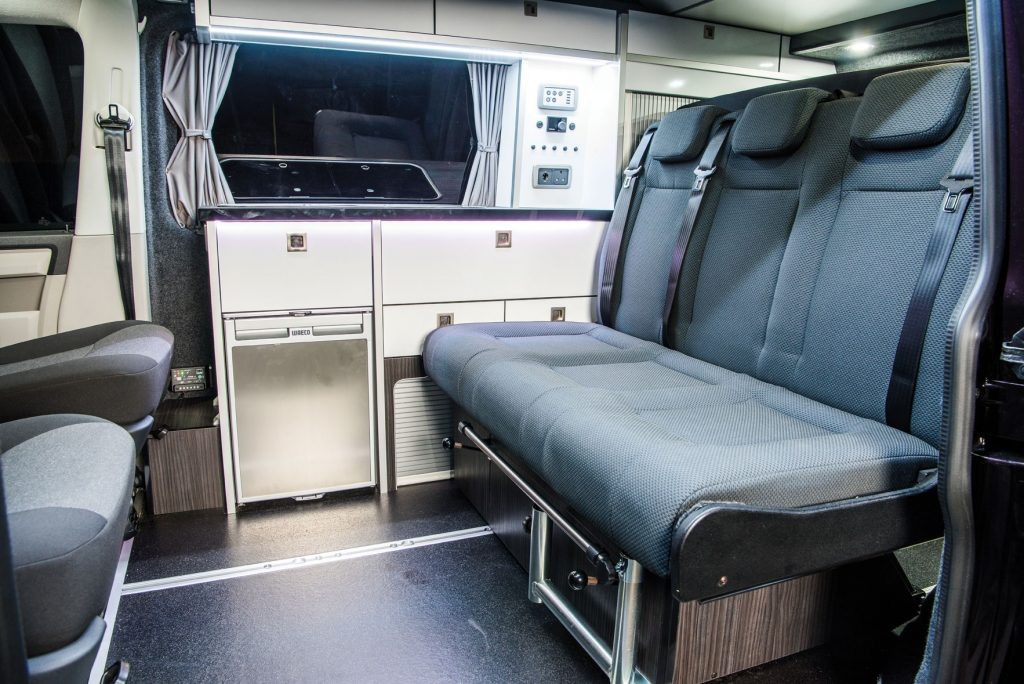 Reimo Variotech 3000 Sliding Seat System Reimo North